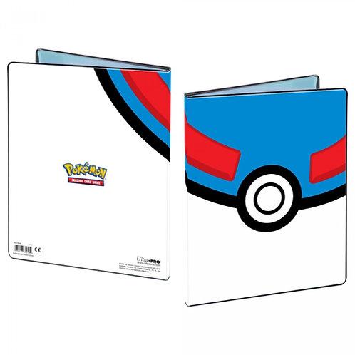 copy of Pokemon 9 pocket portfolio - Pokeball