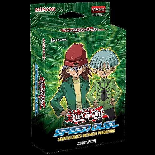 Yu-Gi-Oh! Speed Duel Starter Deck: Ultimate Predators