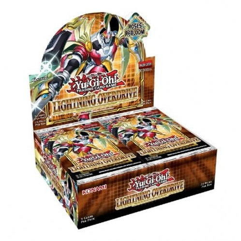 Yu-Gi-Oh! - Ancient Guardians Booster