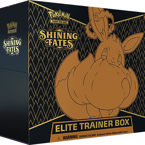 Pokemon Sword & Shield 4.5 Elite Trainer Box