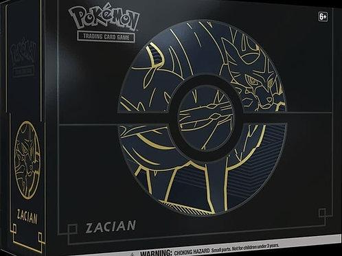 Pokemon TCG Sword & Shield Elite Trainer Box Plus Zacian AND/OR Zamazenta