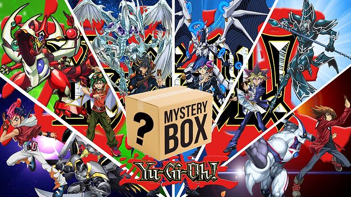 Yu-Gi-Oh Official TCG Mystery Box