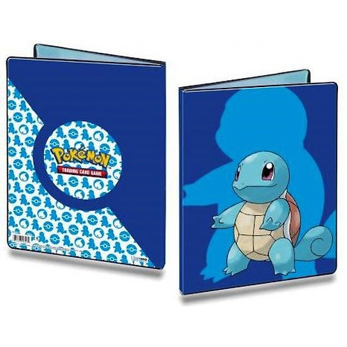 Pokemon 9 pocket portfolio - Squirtle
