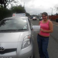 Jennifer (Passed 25 July 2012)