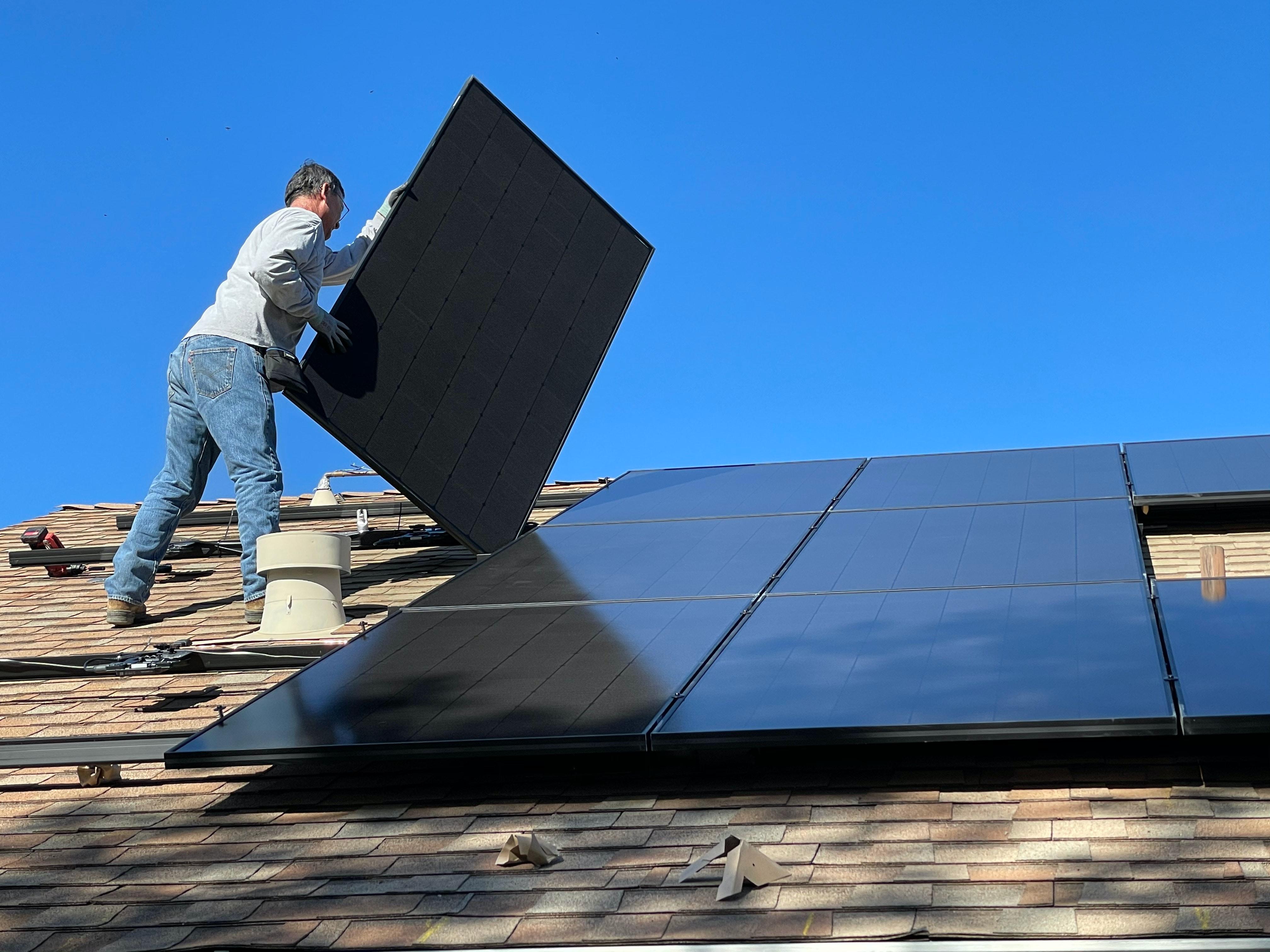 Solar/Roof Consultation (Best Option!)