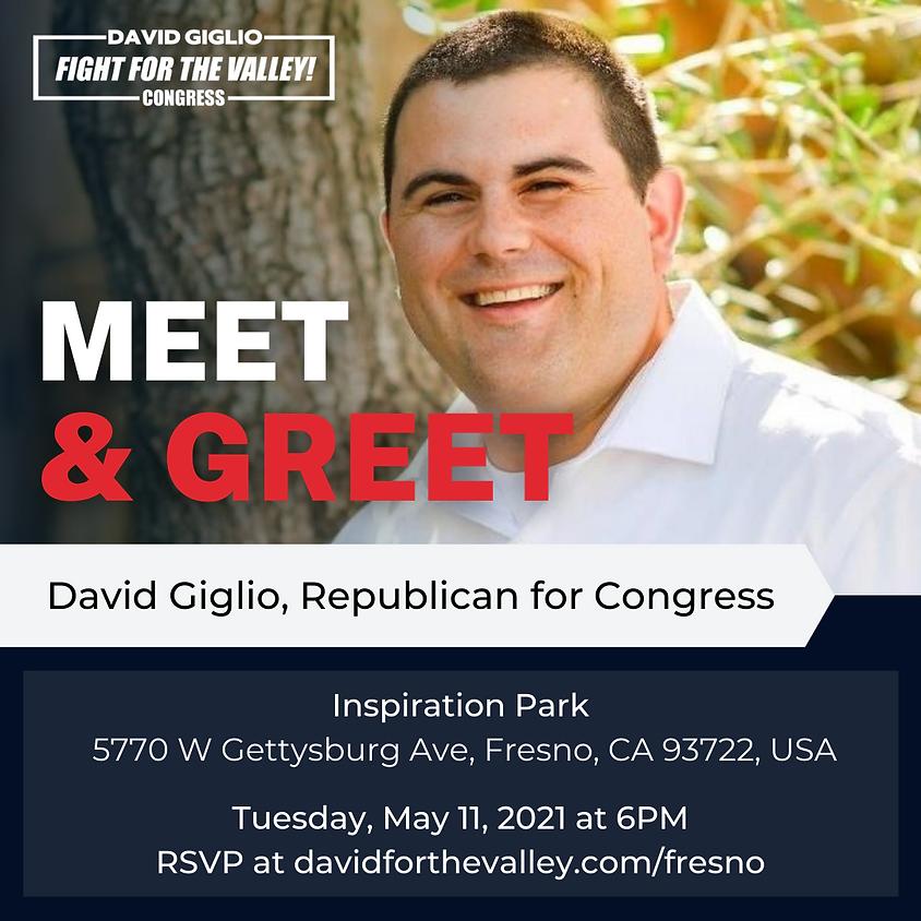 Meet and Greet - Fresno