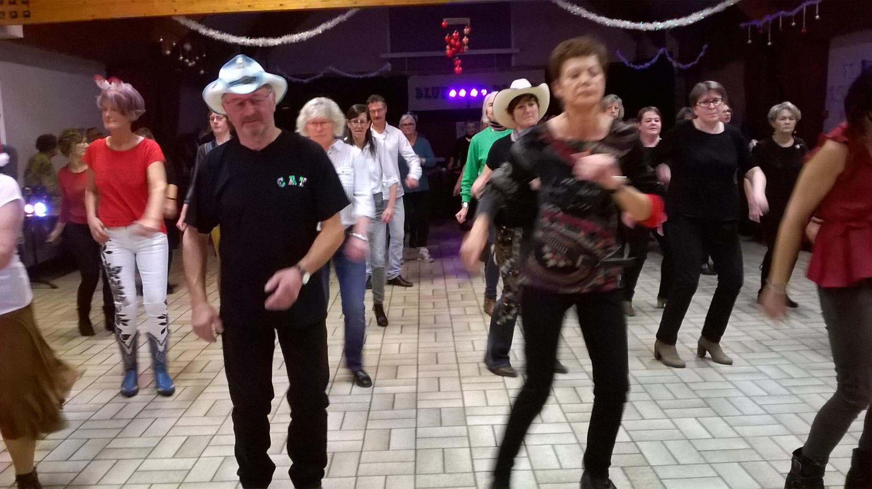 Blue Cat Dance