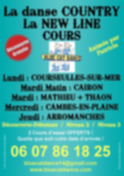 PUB COURS 2019-2020 country-new line VIS