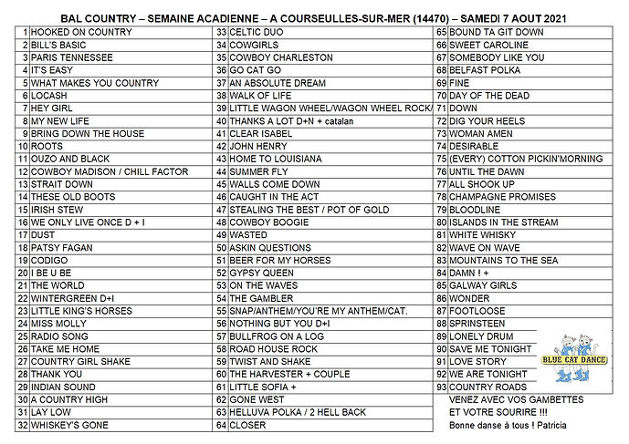 Playlist - Bal Country Semaine Acadienne 07-08-2021.jpg