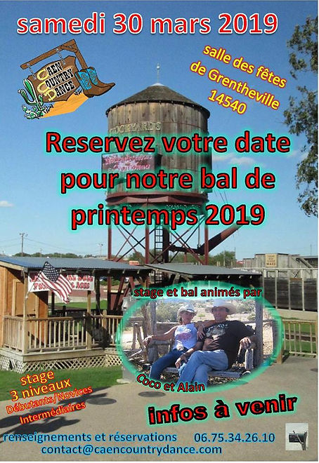 Bla Country Grentheville mars 2019