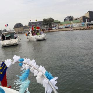Fête de la mer à COURSEULLES le 4 AOUT 2019