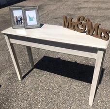 Sweetheart/Gift Table