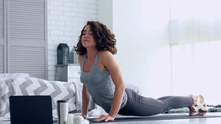 Teen Yoga (online)