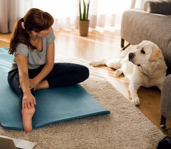Trauma Informed Yoga (online)