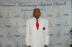 Deacon Elbert Jackson