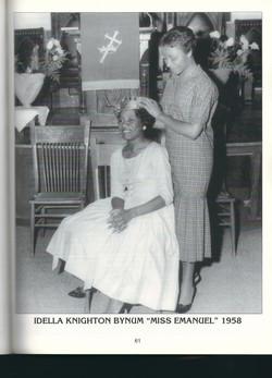 Miss Emanuel 1958