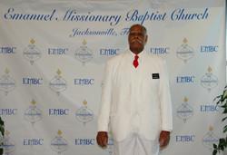 Deacon Harold Brown
