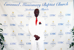 Deacon Francis Anderson