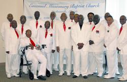 Pastor Wiggins & The Deacon Board