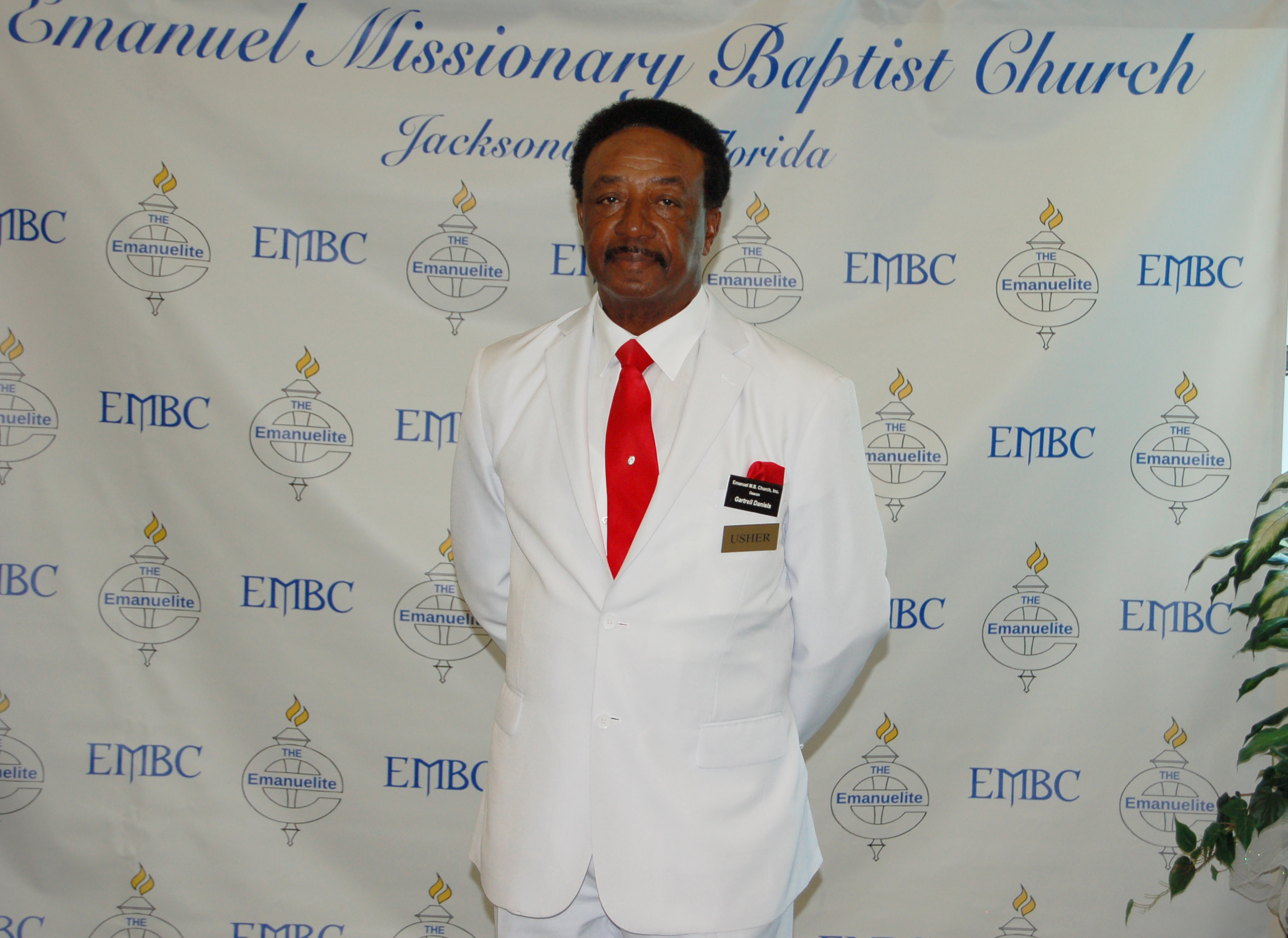 Deacon Gartrell Daniels
