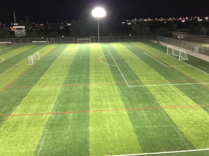 Outdoor Sports Field