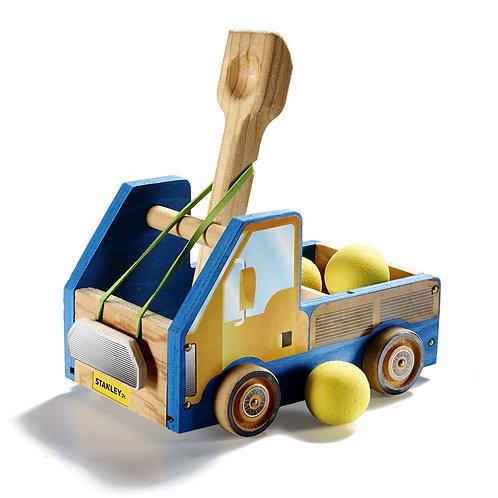 Stanley Jr. - Camion-catapulte à construire