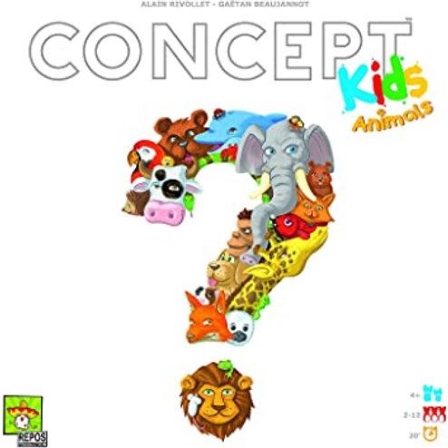 Concept Kids Animals VF