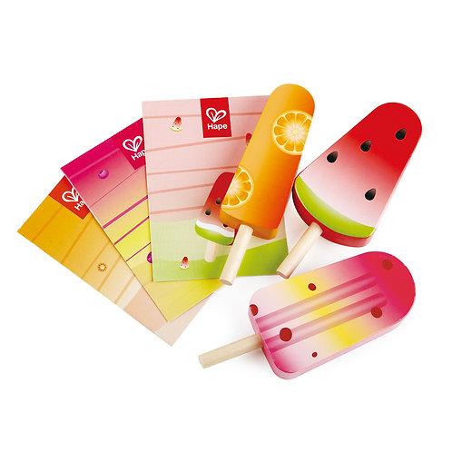 Hape - Popsicle sorbet