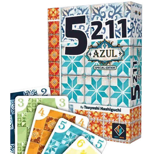 5211 - Azul Edition (ML)