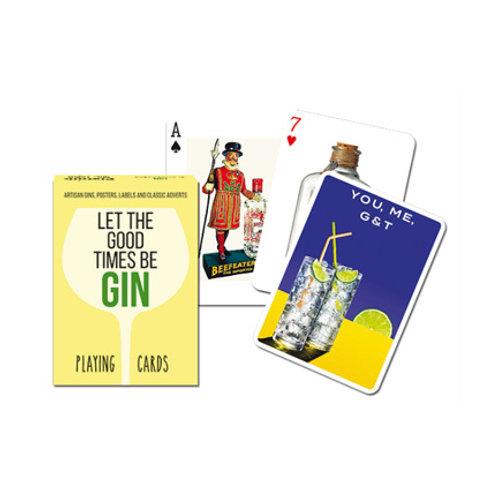 Piatnik - Jeu de carte simple - GIN