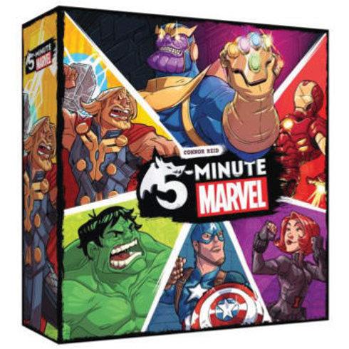 5 Minute Marvel (VA)