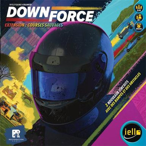 Downforce - Extension : Course sauvage VF