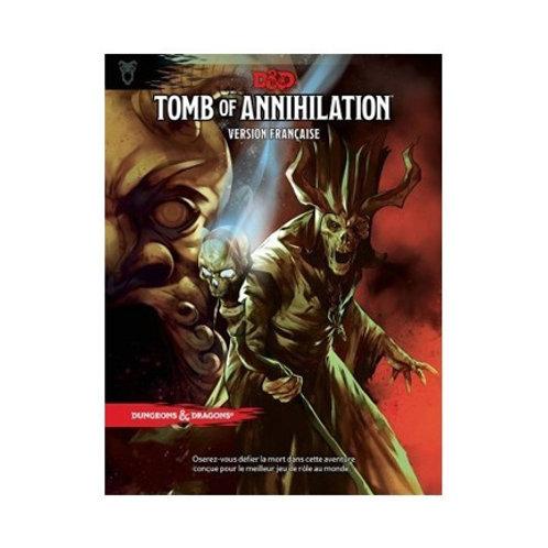 DnD 5ème Édition: La tombe de l'annihilation VF