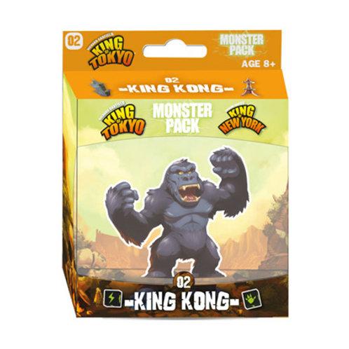 King of Tokyo/New York - King Kong Monster Pack VF