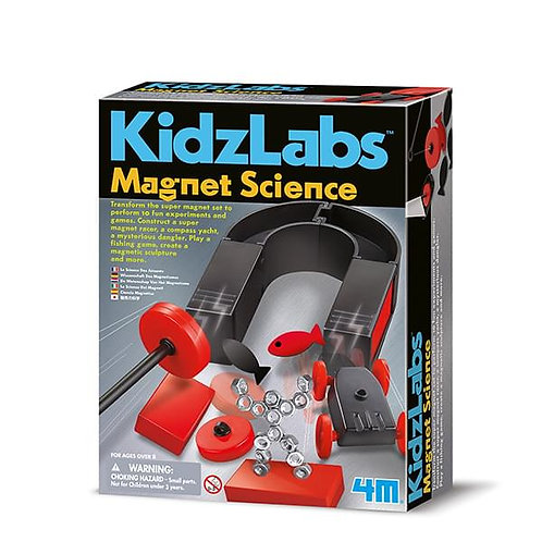 4M - Kidzlabs - Science des aimants (ML)