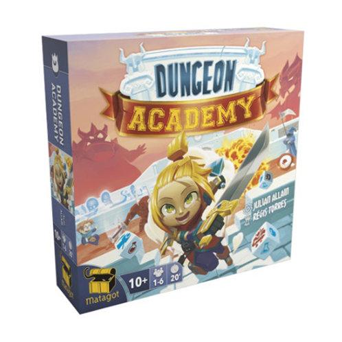 Dungeon Academy ML