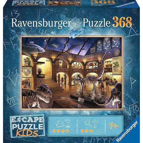 386pcs - Escape Puzzle Kids - Le musée d'histoire naturelle