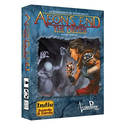 Aeon's End - The Depths Expansion : Second Edition (VA)