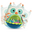 Thumbnail: B.Baby - Hibou doux culbuto