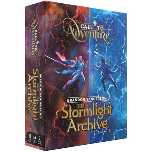 Call to Adventure: The Stormlight Archive (Deluxe Edition) VA