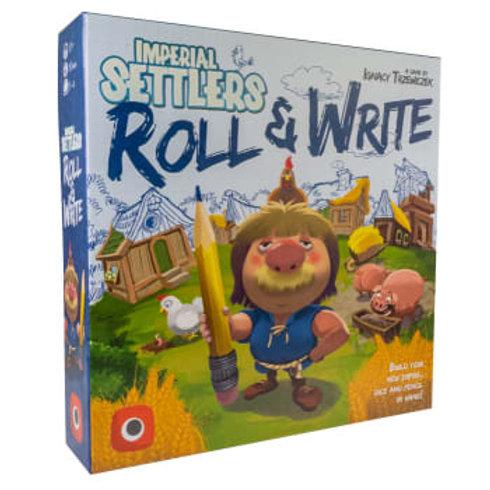 Imperial Settlers - Roll & Write VA