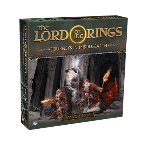 The Lords of the Rings: Journeys in Middle Earth  - Shadowed Paths Expansion VA