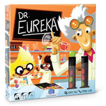 BLUE ORANGE - Dr. Eureka