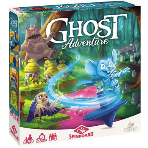 Ghost Adventure VF