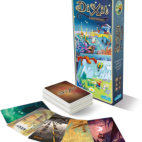Dixit - Extension Anniversary (ML)