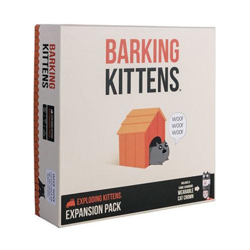 Exploding Kittens - Barking Kittens Expansion VA