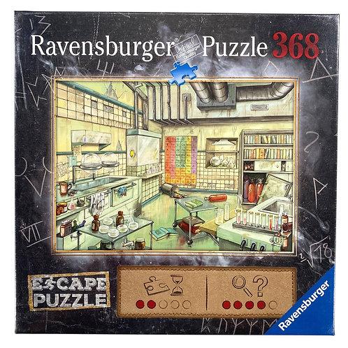 368 Pcs - Escape Puzzle - Le laboratoire