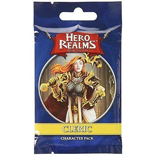 Hero Realms Exp Cleric Pack VA