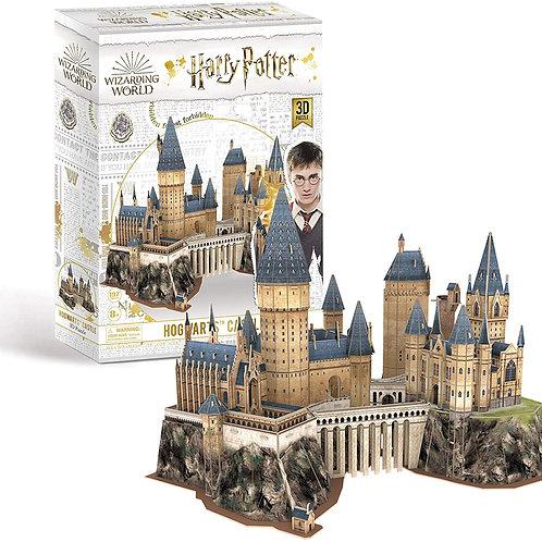 197 Pcs - 3D - Harry Potter - Poudlard