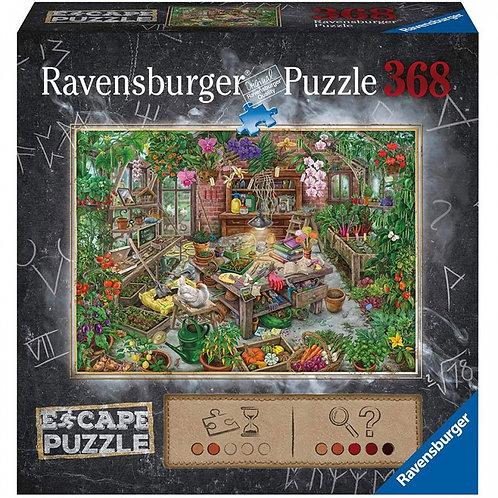 368 Pcs - Escape Puzzle - Dans la serre